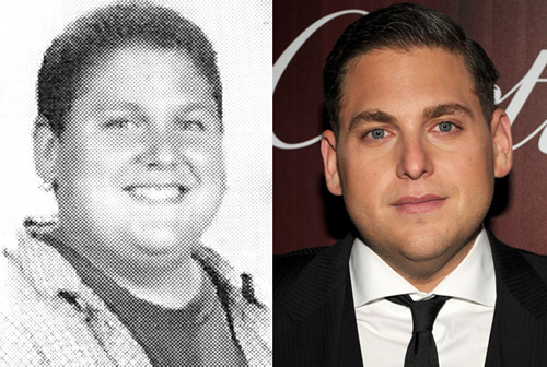 photos of comedy actors when they were kids Jonah Hill