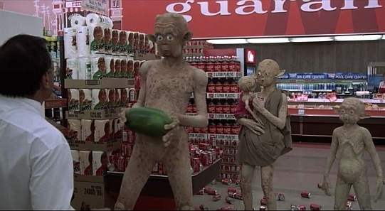 most terrifying characters from children's movies MAC's family Mac and Me (1988)