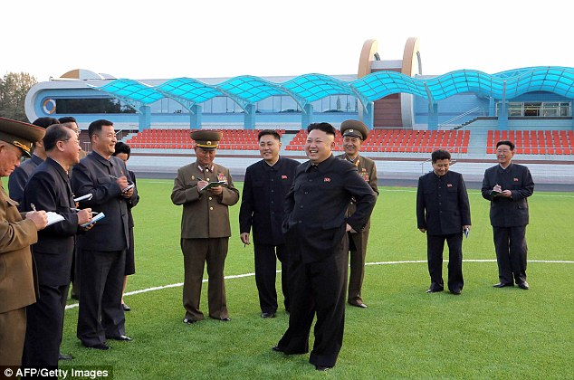 North Korea offers a summer camp for children from all over the world
