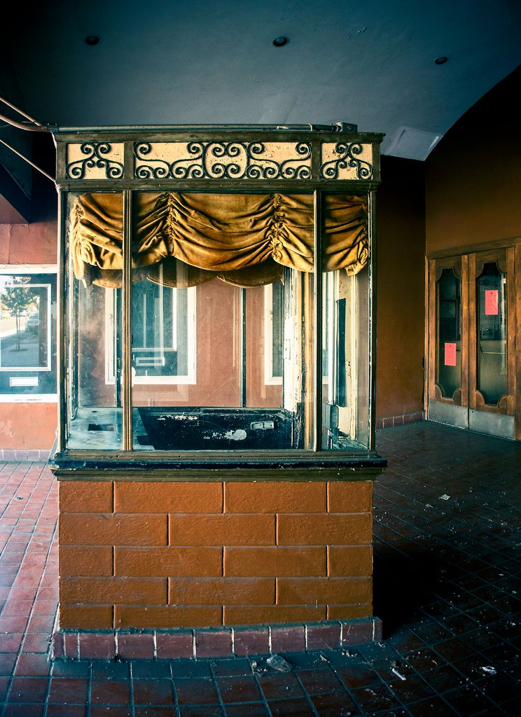 an endangered 1920s La Movie theatre is now for sale