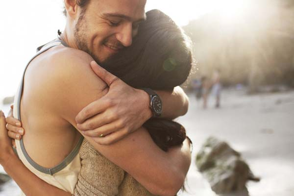 30.) Hugging can cause oxytocin to be released in your body (it lowers blood pressure and cortisol).