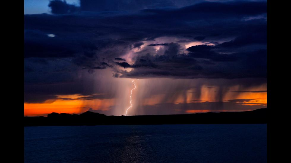 It's amazing out there awesome pictures Monsoon Magnificent