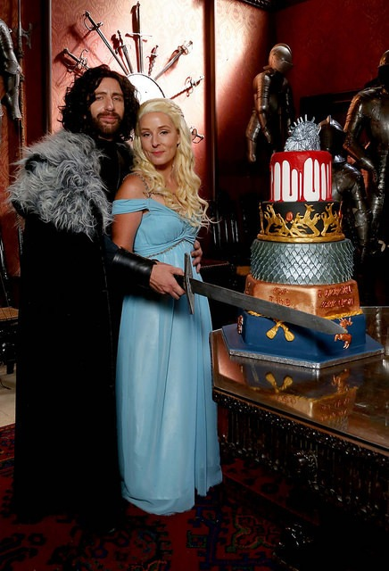 real fan of 'Game of Thrones', want a Lannister and a Stark wedding with a happy ending?