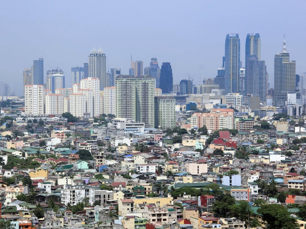 most densely populated places on Earth Manila, Philippines
