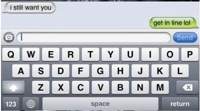 text from your ex hilarious responses