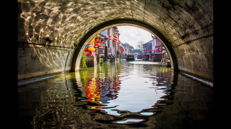 It's amazing out there awesome pictures Venezia in China