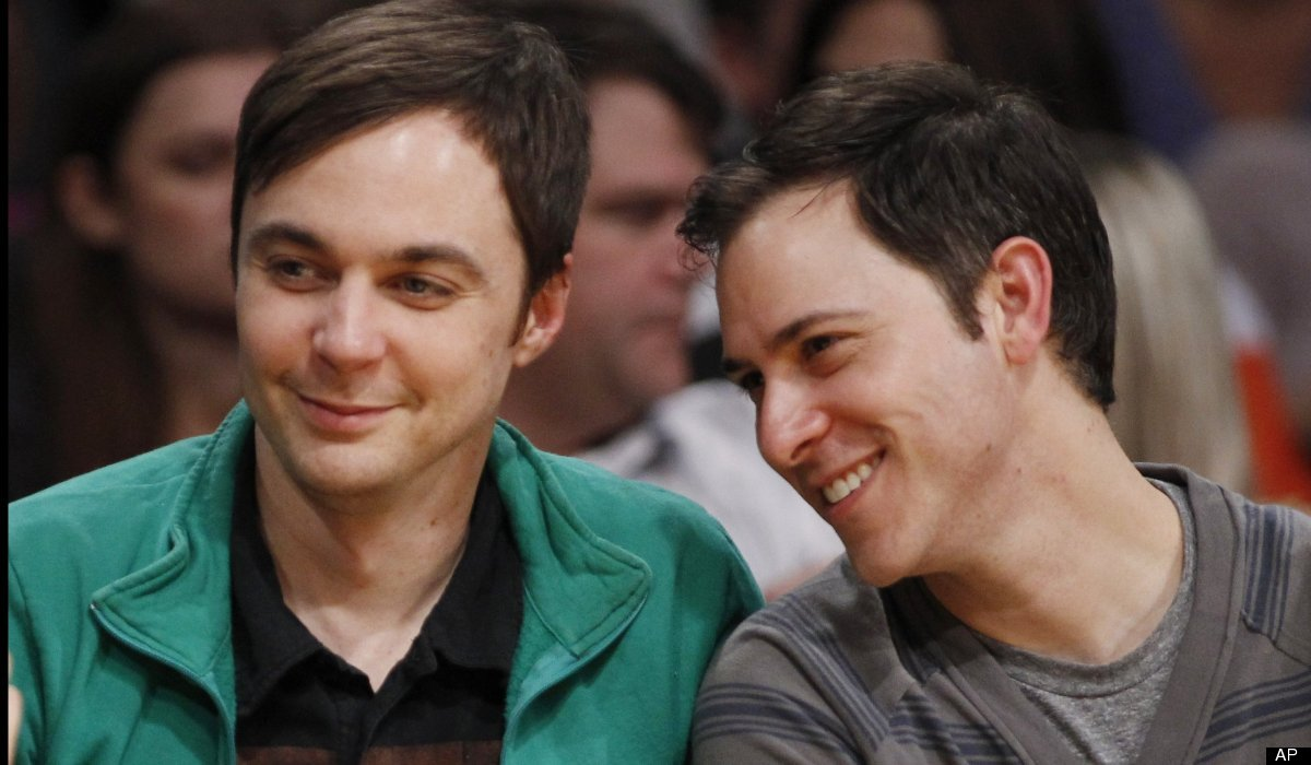 Celebrities who have come out as LGBT, gay, lesbian, biosexual, transgender Jim Parsons