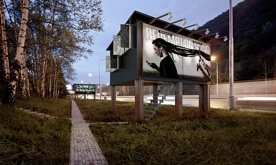 bilboard-houses-for-homeless-project
