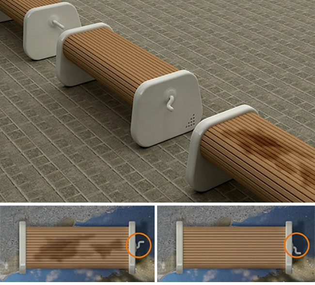 clever inventions that will make your life so much easier Rolling Bench