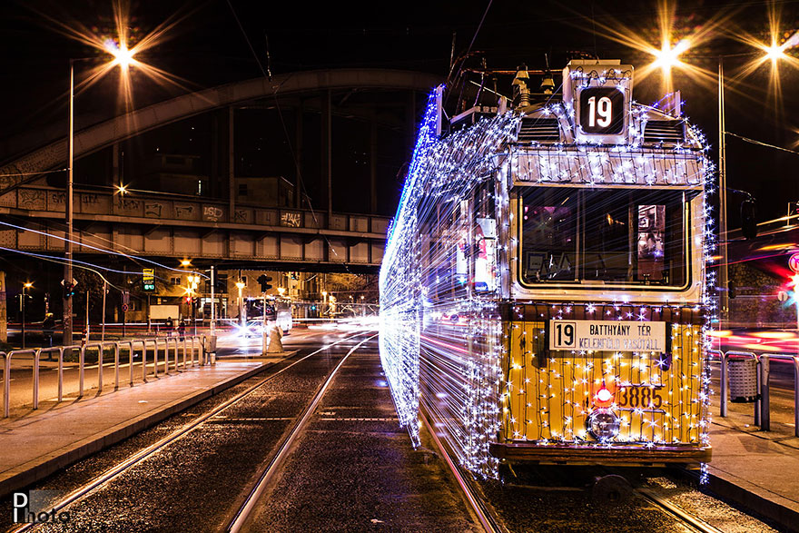 LED-lights-in-the-trams