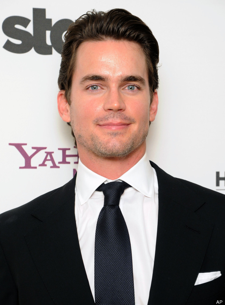 Celebrities who have come out as LGBT, gay, lesbian, biosexual, transgender Matt Bomer