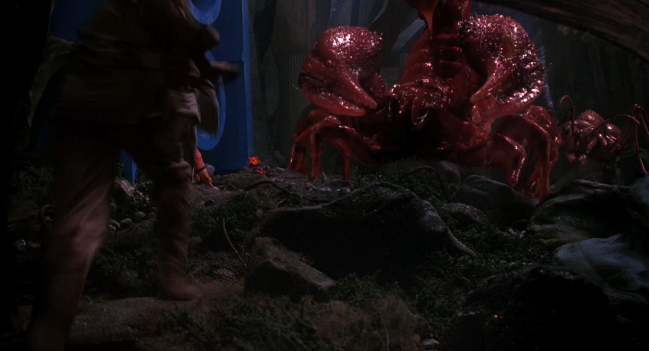 most terrifying characters from children's movies Scorpion Honey, I Shrunk the Kids (1989)