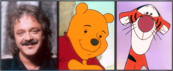 15.) The voice of Winnie the Pooh, Jim Cummings, calls children in hospitals while in character to cheer them up.