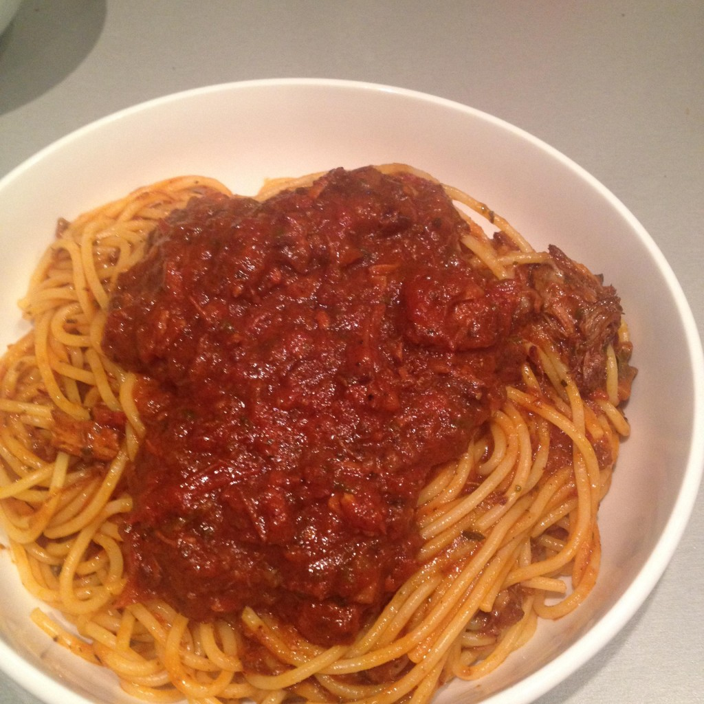 Want some awesome spaghetti bologness? Here is a complete guide. Once you done this recipe, it will blow you away!