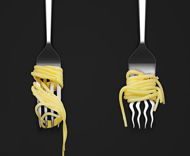clever inventions that will make your life so much easier Twister Fork