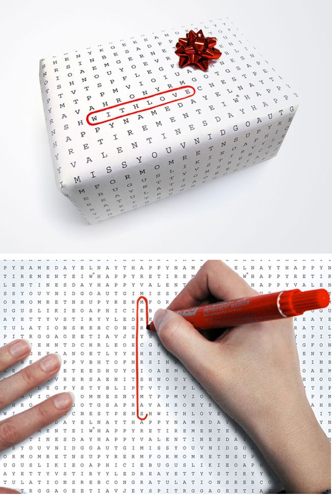 clever inventions that will make your life so much easier Wrapping Paper