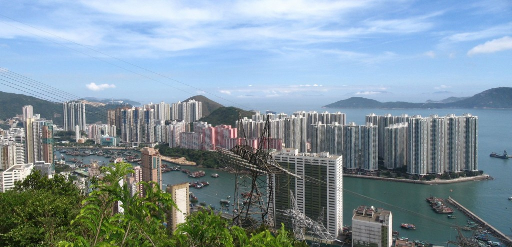 most densely populated places on Earth  Ap Lei Chau, Island, Hong Kong
