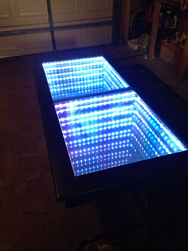 This Is How You Make An Infinity Table It Would Be So