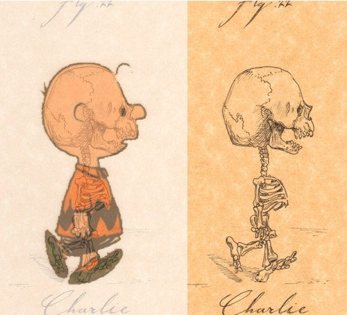 cartoon skeletons cartoon skeletons Charlie