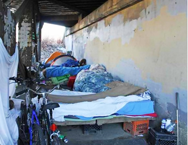 highest homeless populations Indianapolis, Indiana