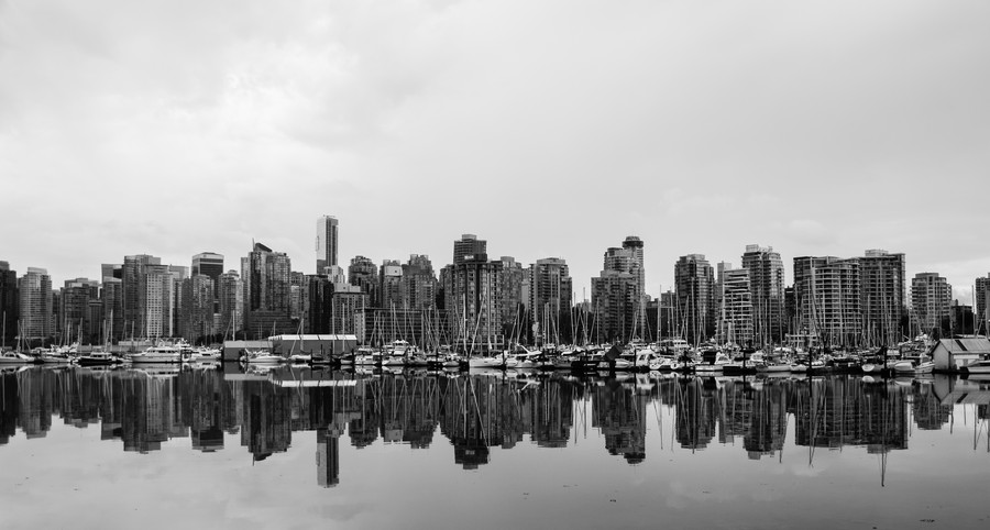Photograph Vancouver by Yannis BZH on 500px