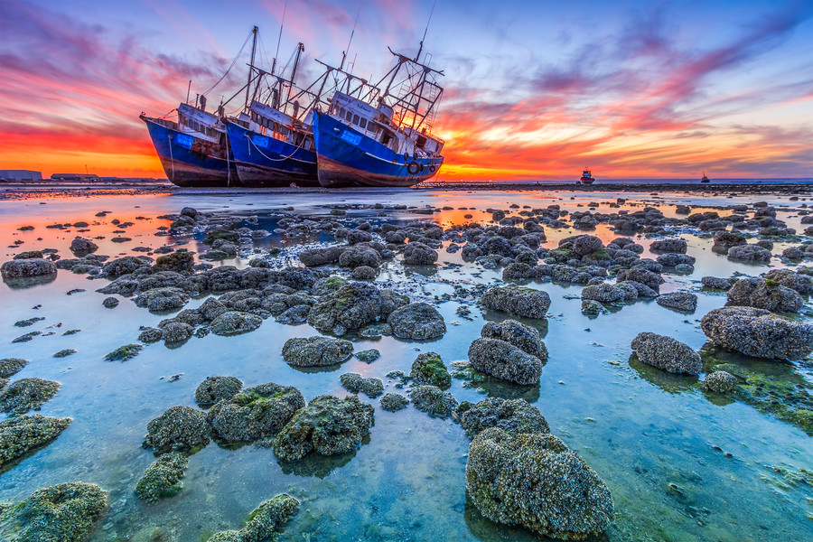 Photograph abandoned shipwrecked by zaldz cayanan on 500px