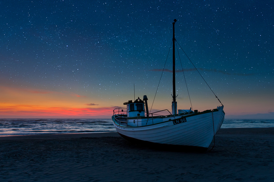 Photograph Nordic Summer Nights by Niels Christian Wulff on 500px