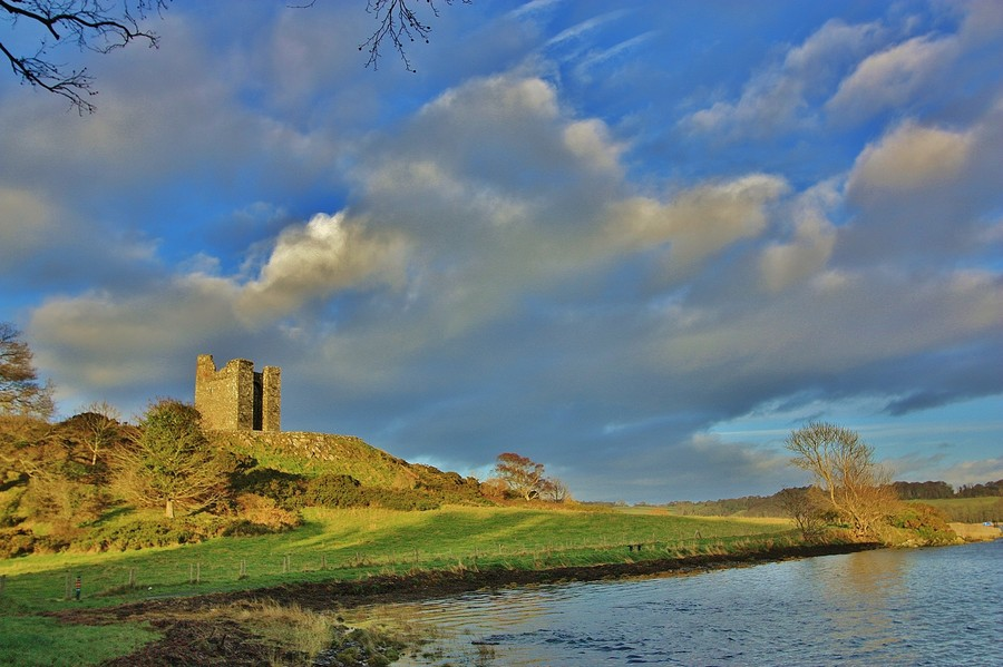 Photograph Audley's Castle by Gerry Judge on 500px