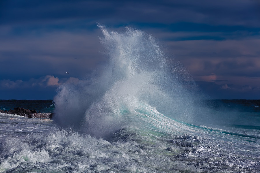 Photograph Rough sea No. 15 by Giovanni Allievi on 500px