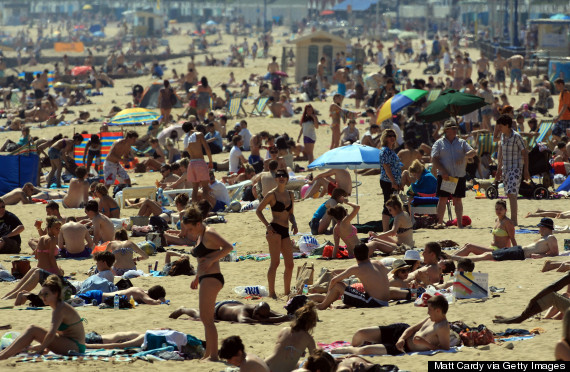 the-10-most-crowded-beaches-in-Europe Bournemouth
