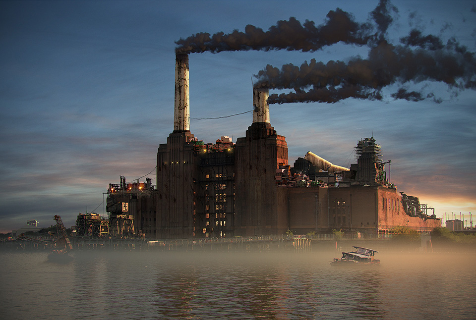 The last of us: apocalyptic pictures of the end of the world