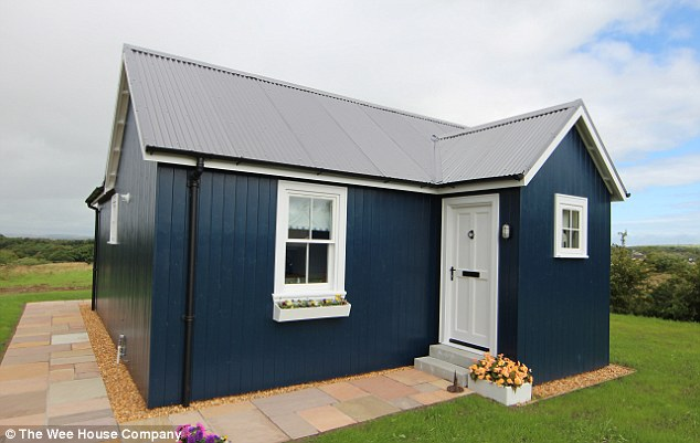 Wee Houses All You Need Is 59000 The Land Needed And