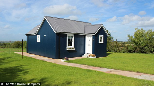 Wee Houses: All You Need Is £59,000, The Land Needed, And Three Weeks!