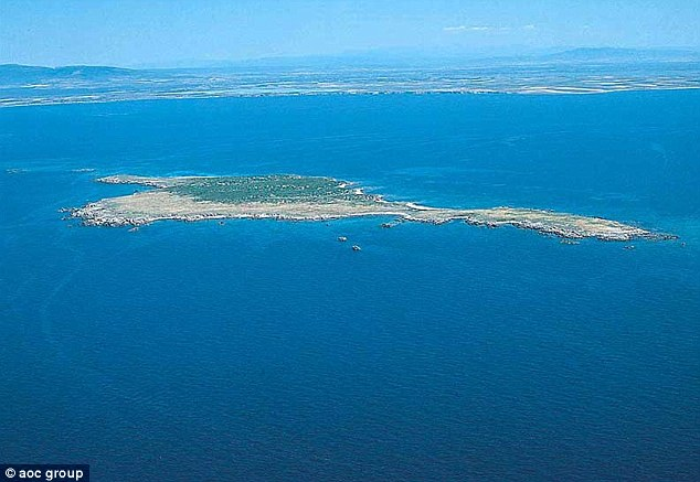 Amazing 200-acre Mediterranean Island Is Now For Sale
