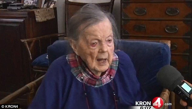 A Poor Old Lady Aged 98 Who Has Never Missed A Month's Rent Was Forced Out Of Her Apartment