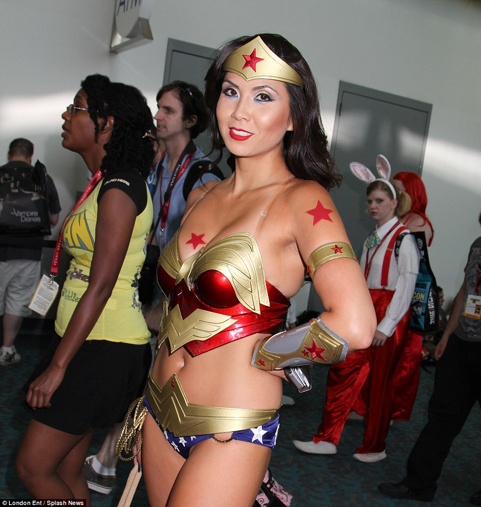 It is said that Sexual harassments at Comic-Con are common with geeks and nerds all around