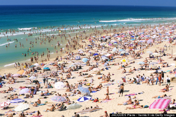 the-10-most-crowded-beaches-in-Europe Biscarrosse Beach