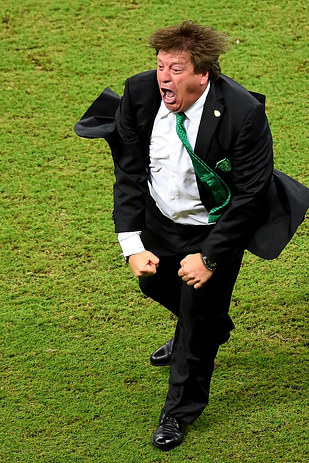 Funny Mexico's Head Coach