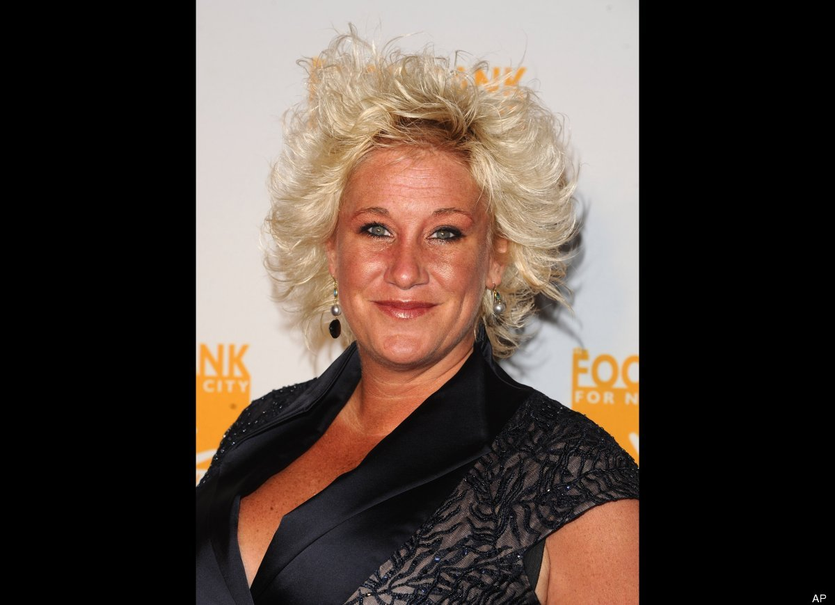 Celebrities who have come out as LGBT, gay, lesbian, biosexual, transgender Anne Burrell