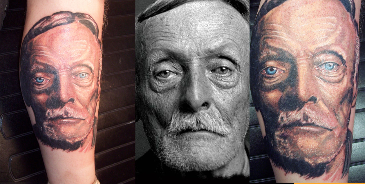 Electric chair tattoo - Tattoos For Serial Killers And Murders