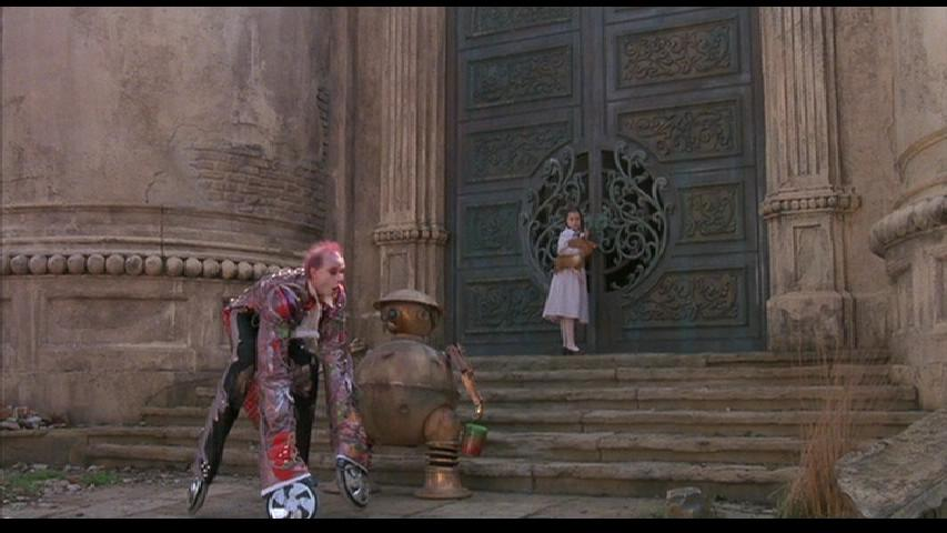 most terrifying characters from children's movies Wheelers Return to Oz (1985)