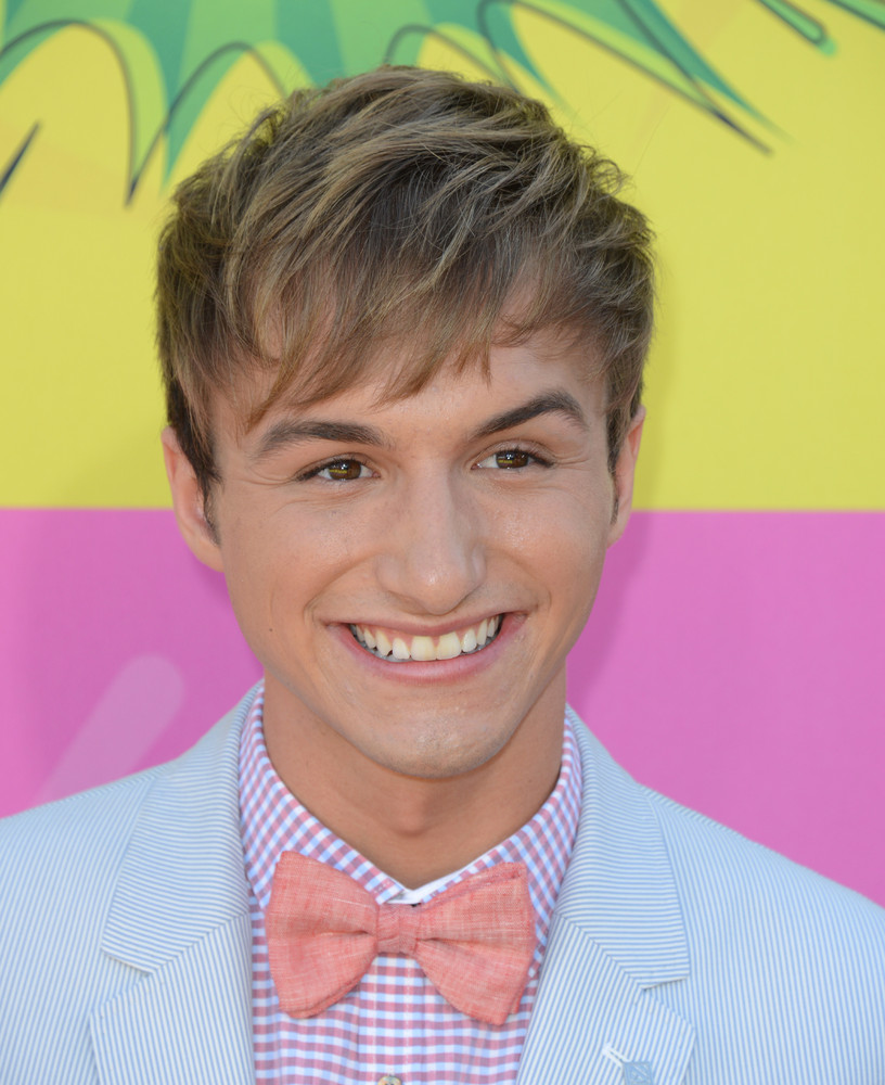 Celebrities who have come out as LGBT, gay, lesbian, biosexual, transgender Lucas Cruikshank