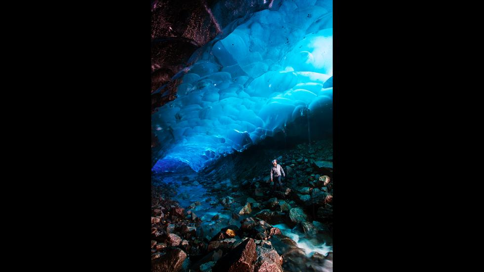It's amazing out there awesome pictures Alaska on the Rocks