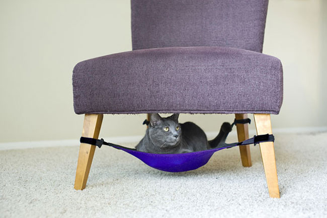 clever inventions that will make your life so much easier Cat Crib