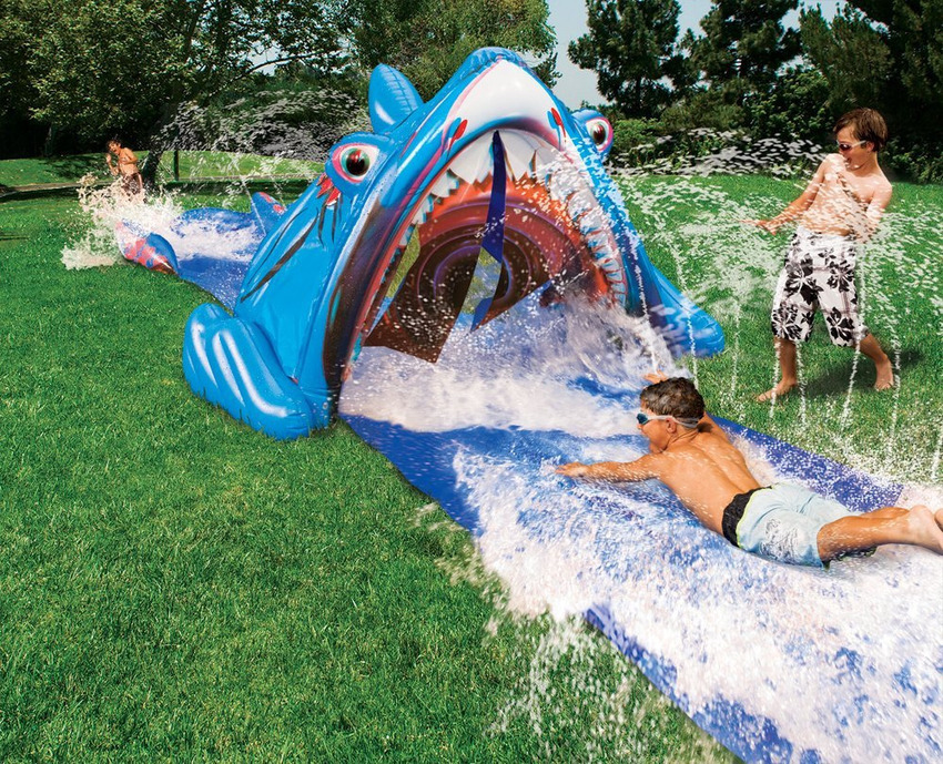 these amazingly ingenious accessories will make your backyard more awesome Shark