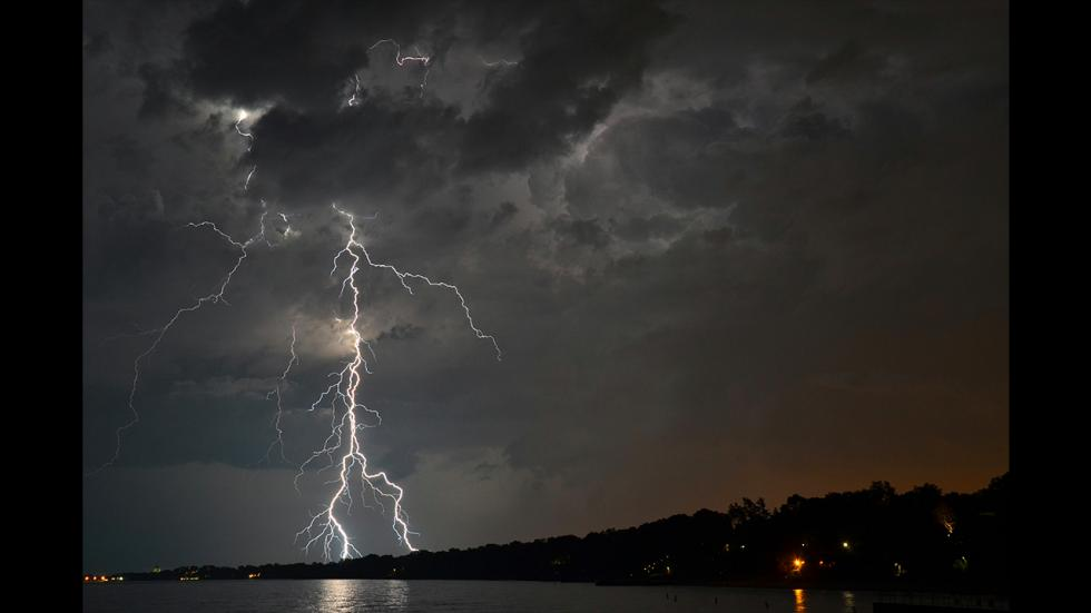 It's amazing out there awesome pictures Lightning Man