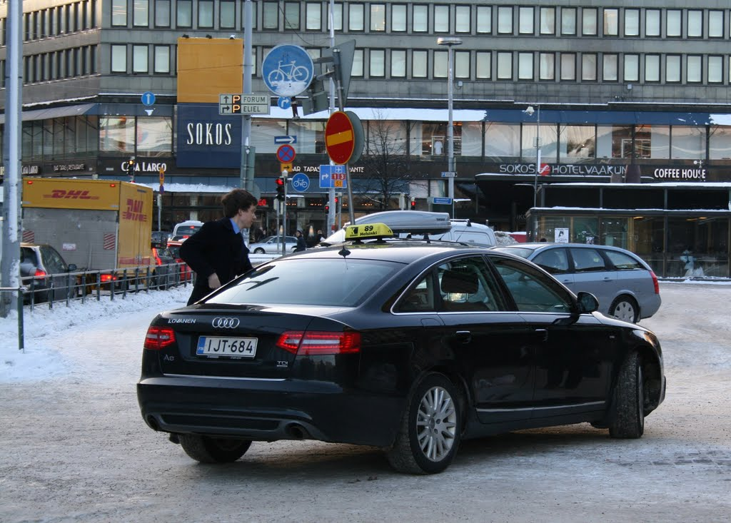 Spot The Taxis In Foreign Countries More Easily. Here Are The Collection Of Taxis Of European ...