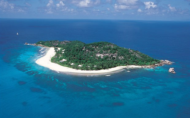 luxurious private island for vacation Cousine Island, Seychelles