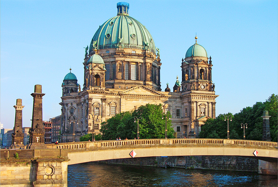 The last of us: apocalyptic pictures of the end of the world Berlin Cathedral