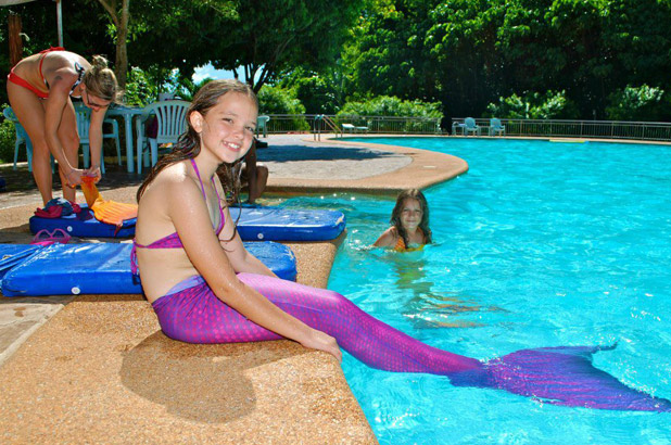 a Mermaid Academy In Philippines